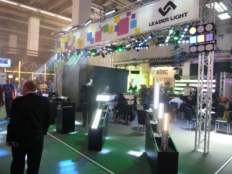Prolight + Sound 2012 1