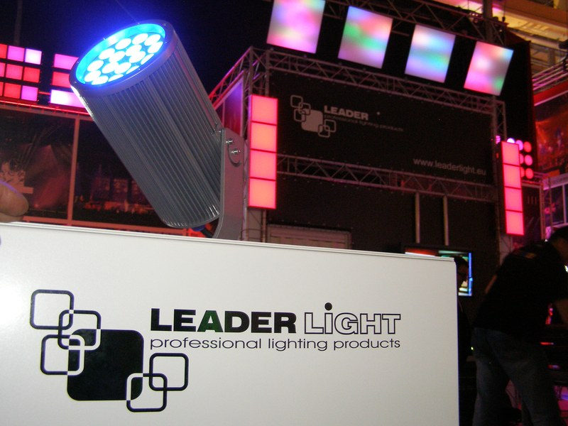 LEADER LIGHT on Prolight + Sound 2010 18