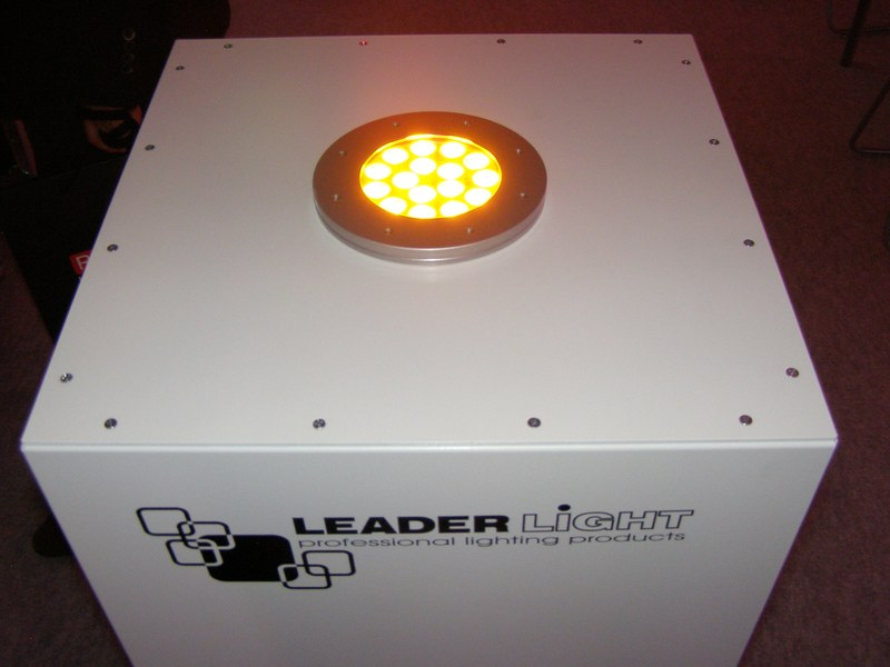 LEADER LIGHT on Prolight + Sound 2010 19