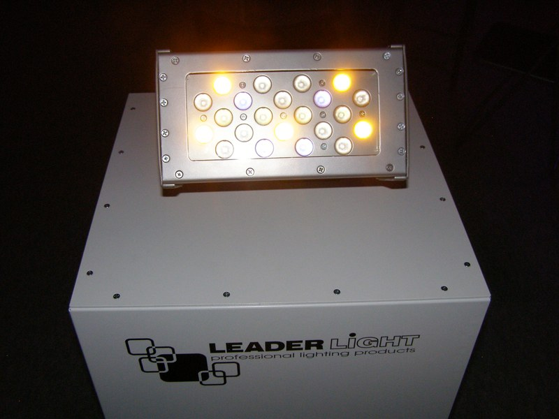 LEADER LIGHT on Prolight + Sound 2010 20