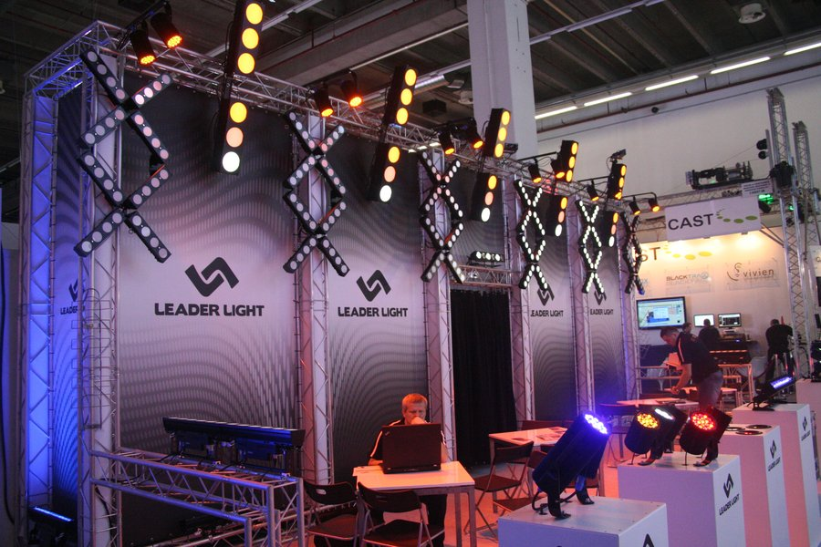 LEADER LIGHT on Prolight + Sound 2011 1