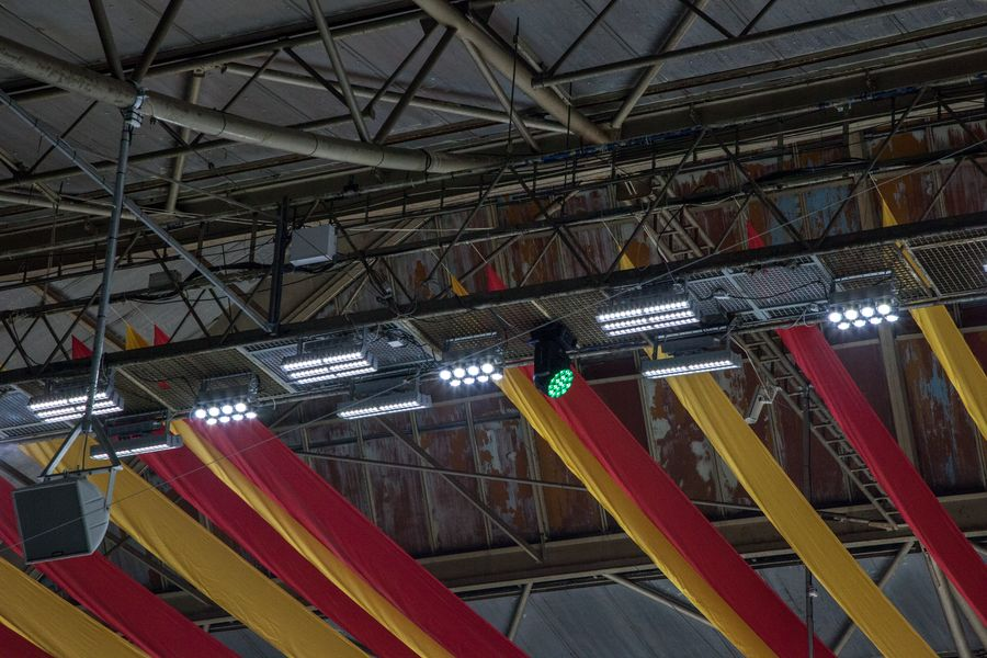LEADER LIGHT - Ice hockey stadium, Znojmo, Czech Republic 6