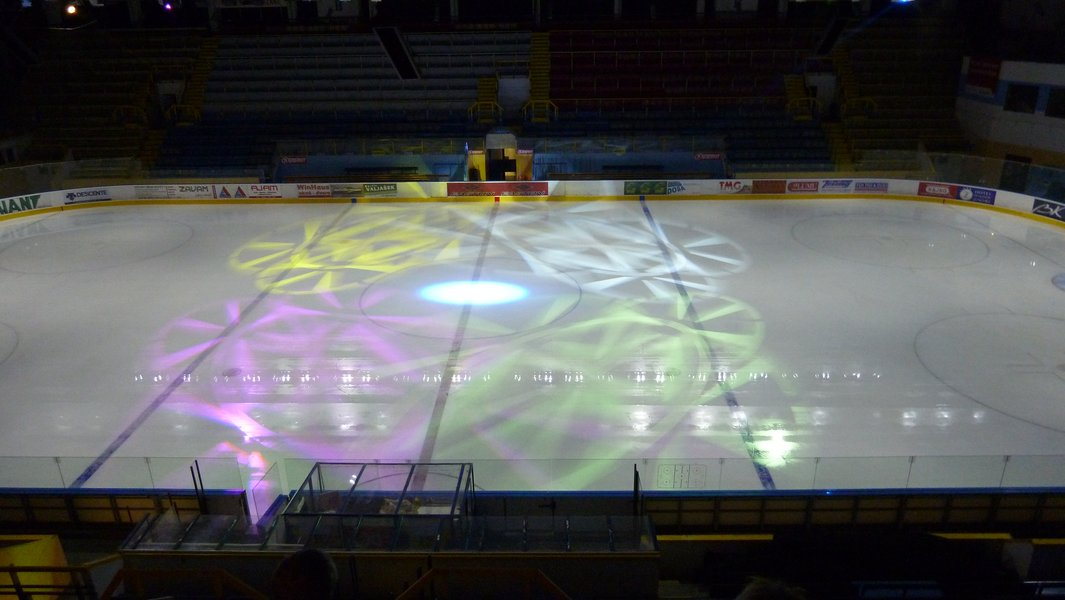 LEADER LIGHT in Hockey Stadium SHK37 Piestany 1