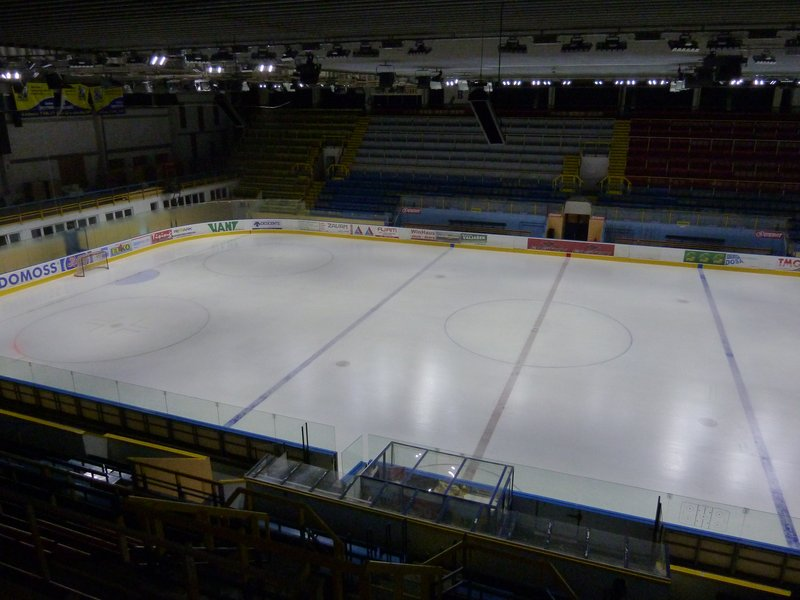 LEADER LIGHT in Hockey Stadium SHK37 Piestany 2