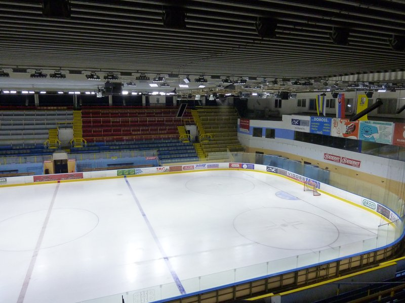 LEADER LIGHT in Hockey Stadium SHK37 Piestany 4