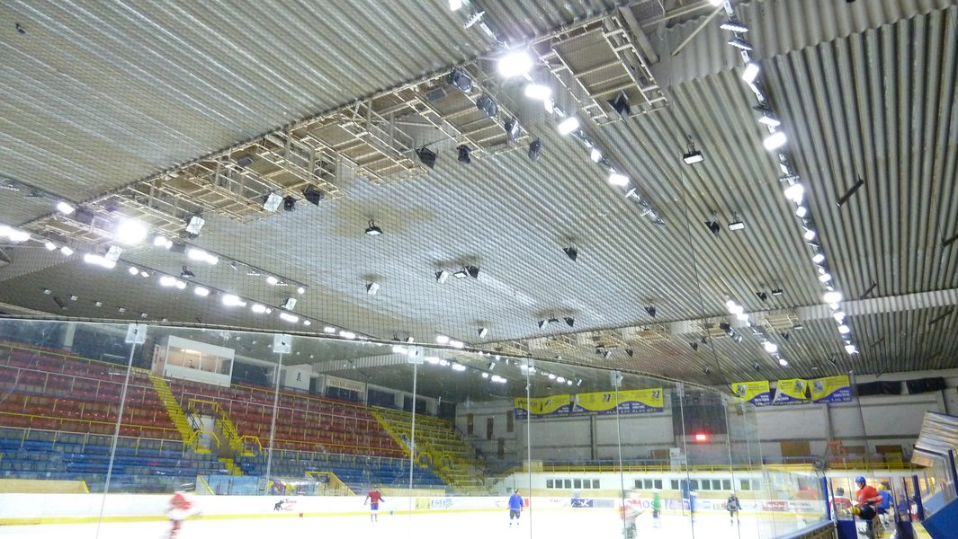 LEADER LIGHT in Hockey Stadium SHK37 Piestany 6