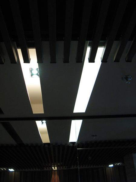 LEADER LIGHT products in YASMIN Hotel 2009 9